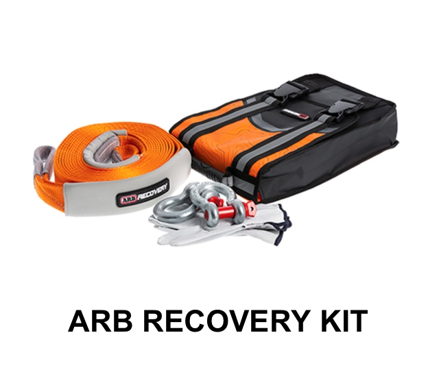 ARB RECOVERY KIT - Planning Page SMALLER