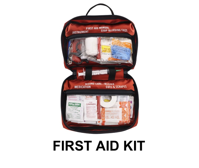 FIRST AID KIT - Planning Page SMALLER