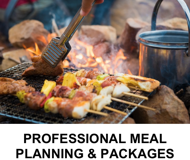 MEAL PLANNING & PACKAGES - Planning Page 2