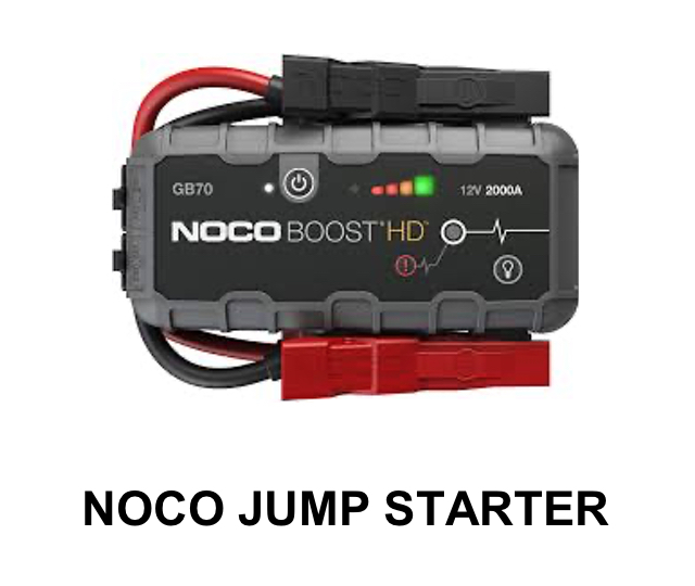 NOCO JUMP STARTER - Planning Page SMALLER