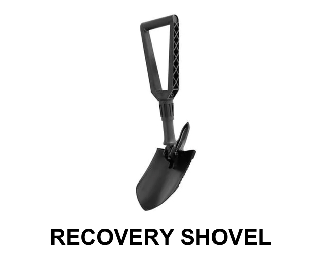 RECOVERY SHOVEL - Planning Page SMALLER