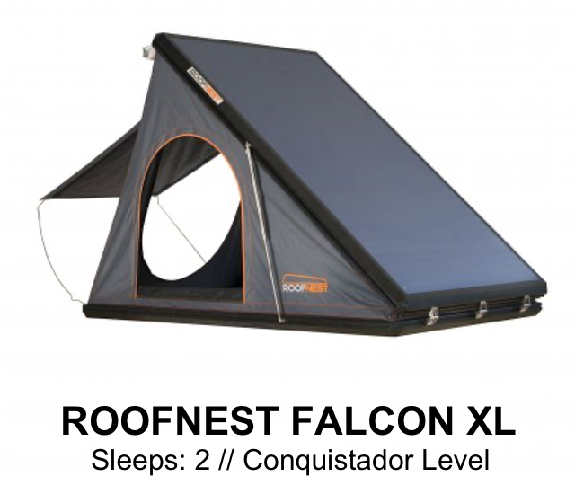 Roofnest Falcon XL - Planning Page 2
